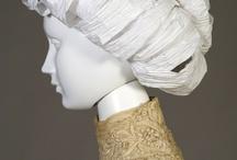 Paper hair / paper hair