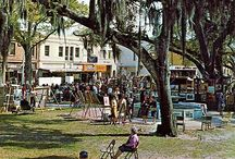 My Hometown: Winter Park, FL / My favorite city in the world...the one where I have lived my whole life.