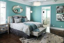 Master bedroom decor / Master bedroom decor