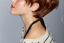 Haarstyle en Klere