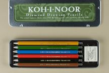 KOH-I-NOOR / one of the world leaders in the production and distribution of first-rate stationery for artists, schools and offices