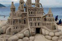 budowle z piasku