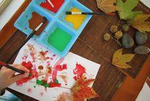 Reggio emillia art activities