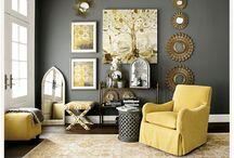 Living rooms / by Jessica Nanney