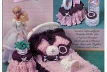 dollhouse accessori crochet