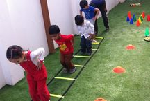 Out Door Activities @ Apeejay International / Out Door Activities at Apeejay International