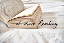 I Love Reading / by Erica Stout