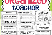 Learn how to organize !