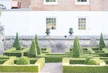 Gardens at Pynes House