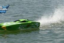RC auf dem Wasser