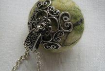 Biżuteria autorska. / Wyjątkowa biżuteria, wykonywana ręcznie według własnego pomysłu.