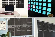 Projetos para experimentar/ ideias pra casa