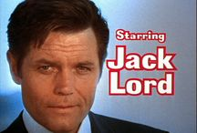 Jack Lord Board / I'm currently reliving my first childhood celebrity crush on Jack Lord as I'm watching the original Hawaii Five-O on DVD!