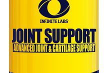 Cheap Pre Workout Supplements for Joint Support / Infinite Labs Joint Support helps to protect ligaments, tendons and joints. It also acts as a Fat Burning and Muscle Building supplement.