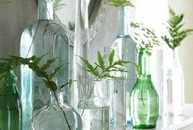 Nature in the home / Inspiring ways to bring nature into the home through home decor and design