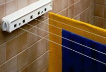 Etendoir à linge / Pour le balcon ou la salle de bains:http://www.droguerie-jary.com/fr/article-maison/etendoir-linge/