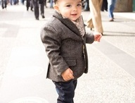 baby boy fashions / Here is a complete selection of baby boy clothes featuring the latest styles. You'll find today's favorite outfits in casual, dressy and nighttime wear / by Johnny Lyman