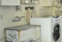 Decor - Laundry and Mudrooms / laundry rooms, mudrooms