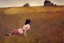 Andrew Wyeth Art / by Mark Donaldson