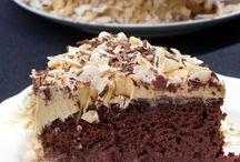 Cakes to bake