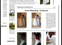 Wedding Photography Tips and Picture Ideas / A few of the best ways to take wedding pictures and some of the best shots to not miss. / by Rhonda Beckett