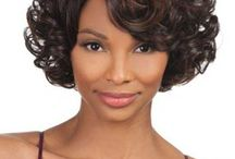 CURLY INVERTED BOB HAIRCUTS FOR BLACK WOMEN