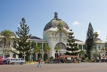 Maputo / Mozambique is increasingly being seen as one of Africa's rising travel destinations with its characteristic spectacular pristine beaches and offshore islands as well as being an exotic diving destination.  http://www.augustuscollection.com/maputo/ / by Augustus Collection