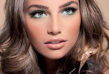 Hair Colour for Green Eyes