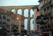 SEGOVIA / Nice city close to Madrid