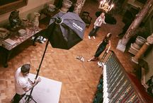 Behind the Scenes / Take a look behind the scenes at Moda HQ. Here's a sneak peek from our AW15 photoshoot