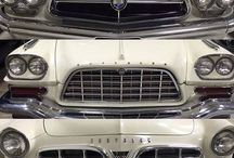 Grilles, grilles, grilles. Photo cred: Rodney B. #Chrysler #carsofinstagram #cars #car #classic #heritage #retro #throwback #TBT #300 #throwbackthursday - photo from chryslerautos