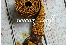 crochet belt by orienzcraft