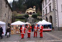 Presepi, Palazzolo sul Senio (FI) / Natale si avvicina. Ecco i presepi che ci propone questa bella cittadina appenninica