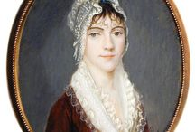 Regency portraits