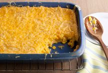 Recipes - Casseroles / by Peggy Calkins