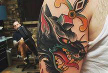 Ink / by Evan Stremke
