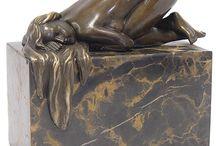 Bronzen Beelden Erotisch - Bronze Sculptures Erotic / Bronzen Beelden Erotisch - Bronze Sculptures Erotic