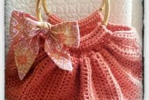 Crochet - bag