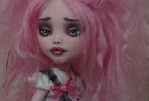 *D.A*-OOAK- Monster High Doll / *D.A*=Doll Addiction
