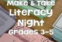 Literacy Night/Reading Week