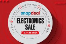 Snapdeal Electronics Sale