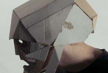 Papper masks