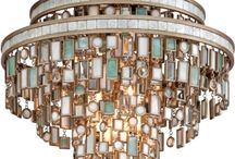 Lighting / A beautiful light fixture can take a room from lovely to stunning! / by Tiffany Gaydos