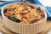 High fibre meals