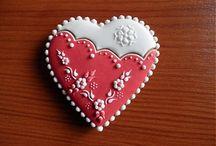 Pierniki Na Walentynki