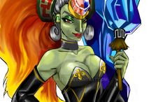 The legend of zelda / My FanArt