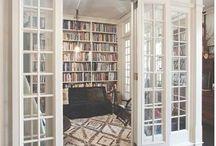 Bibliotek/kontor