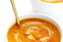 This Slow Cooker Butternut Squash Soup recipe
