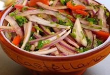 Side Dishes & Sauces / Delicious peruvian side dishes and sauces recipes that you can make at home.