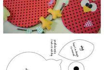We sew